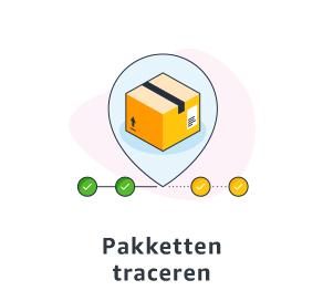 Pakketten traceren