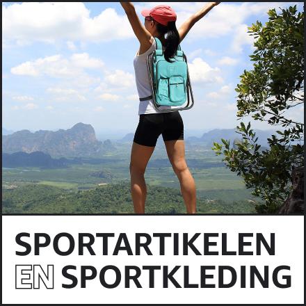 Sportartikelen en sportkleding
