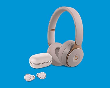 Korting op koptelefoons en accessoires