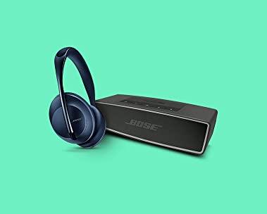 Tot 30% korting op Bose speakers en koptelefoons