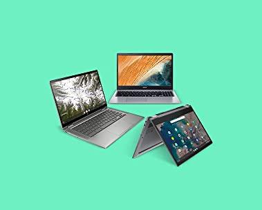 Tot 50% korting op Chromebook laptops