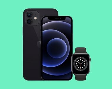 Korting op Apple Watch en iPhone