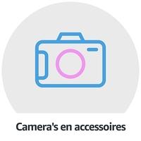 Camera's en accessoires