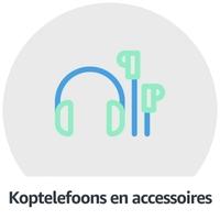 Koptelefoons en accessoires