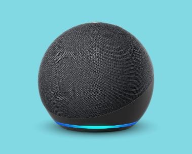 Echo Dot - Engelstalige versie