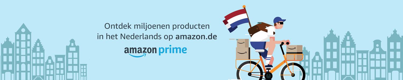 Ontdek miljoenen producten in het Nederlands op amazon.de