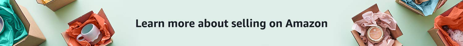 Learn more about selling on Amazon