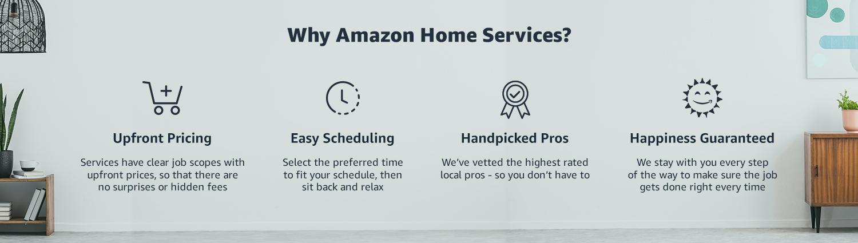 Amazon home services
