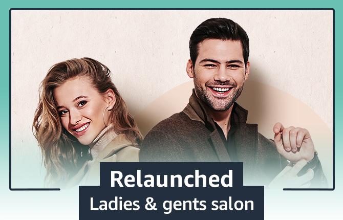 Ladies and gents salon