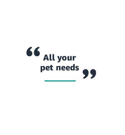 All your pet needs