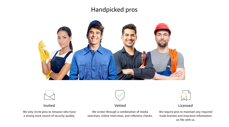 Handpicked Providers