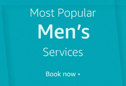Men's Grooming Services