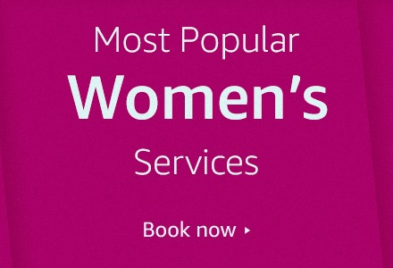 Women's Beauty Services
