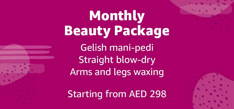 Monthly Beauty Package