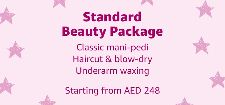 Weekly Beauty Package