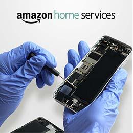 iPhone repair at home