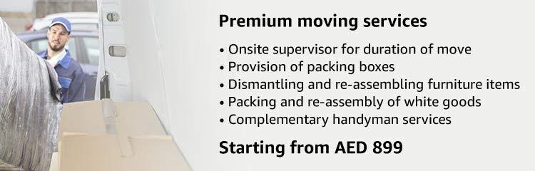 Premium moving