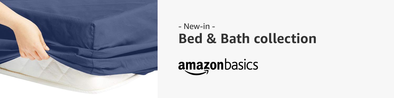 New launch from AmazonBasics