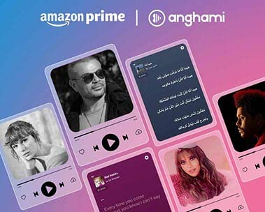Join Prime and get FREE Anghami Plus for 6 months