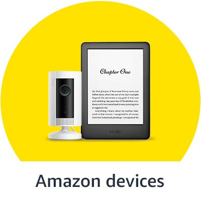 Amazon devices'