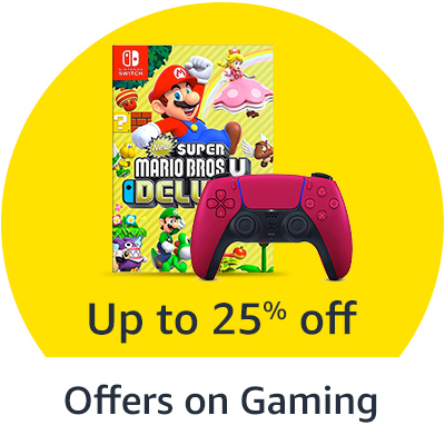 Offers on gaming'