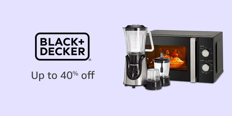 Black & Decker Appliances