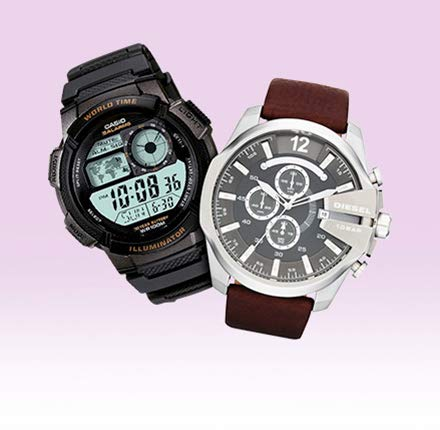 Watches and Accessories for Men