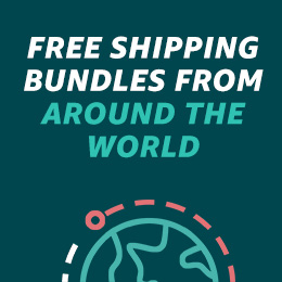 Free Shipping Bundles from around the world