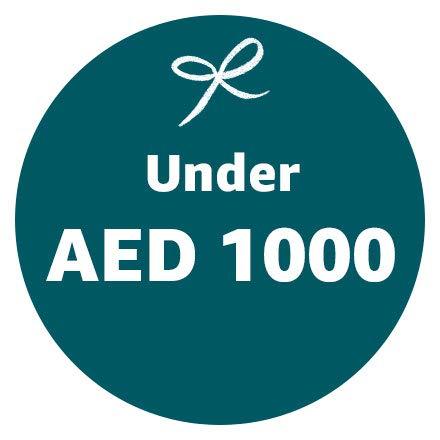 Under AED 1000