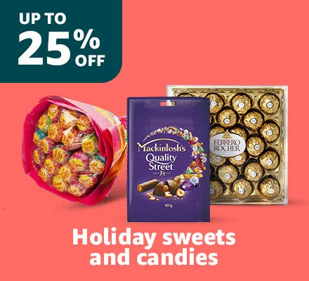 Holiday Sweets & Candies