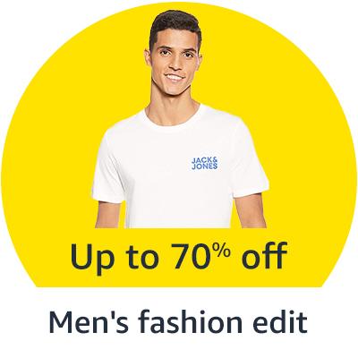 Men's fashion edit'