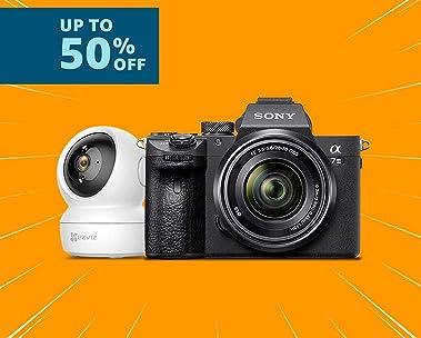 Deals on cameras