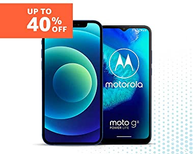 Deals on mobiles