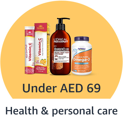 Health & personal care'