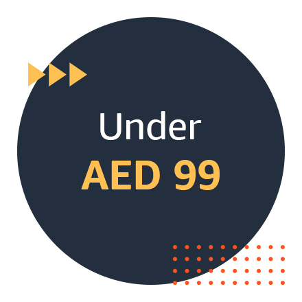 Under AED 99