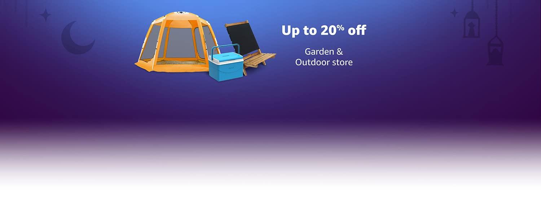 Garden & Outdoor store