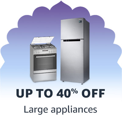 Large appliances'