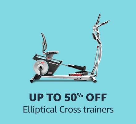Elliptical Cross trainers