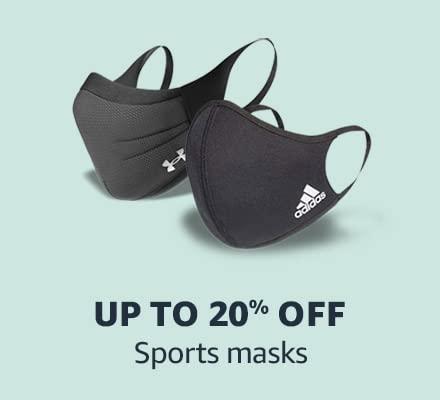 Sports masks