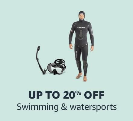 Swimming & watersports