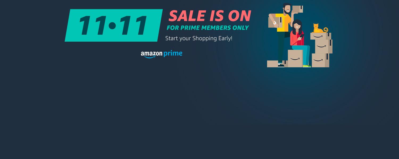 Amazon Prime 11 11
