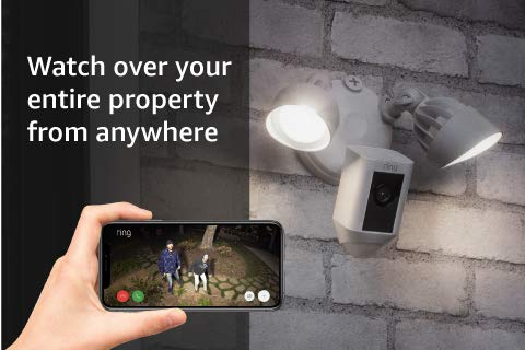 Watch over your entire property from anywhere