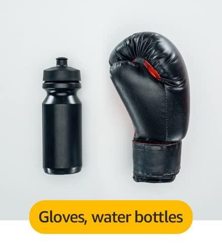 Gloves & Bottles