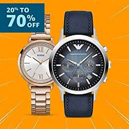 Best deals on watches