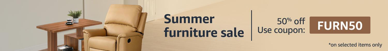 Furniture coupon