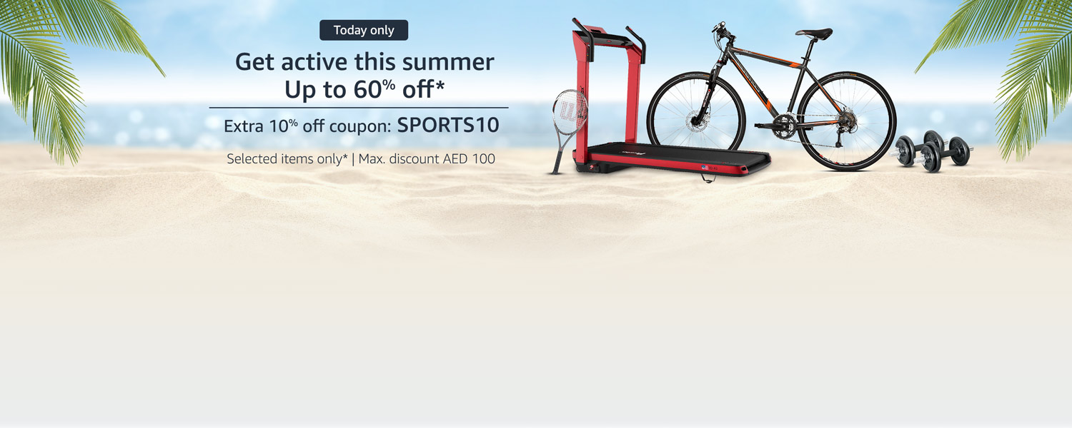 Get active this summer