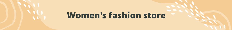 Women's fashion store