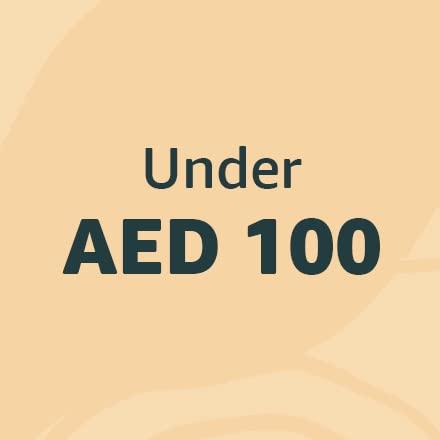Under AED 100