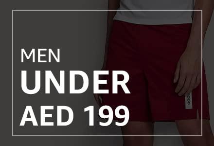 Men's under 199