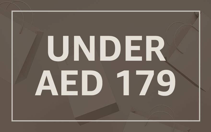 Under AED 179